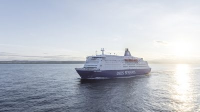 DFDS ferry