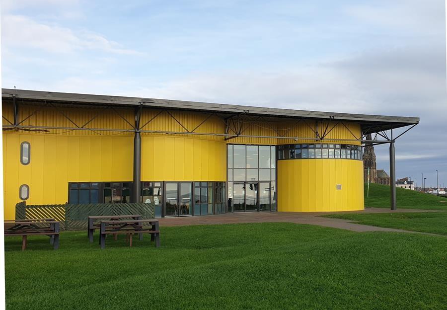 Blue Reef Aquarium rebrands to be Tynemouth Aquarium