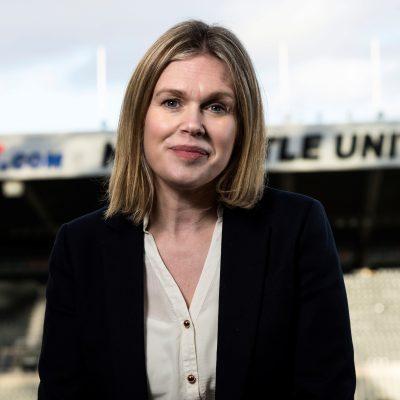Kate Bradley, NUFC