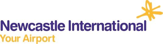 Newcastle International Airport logo