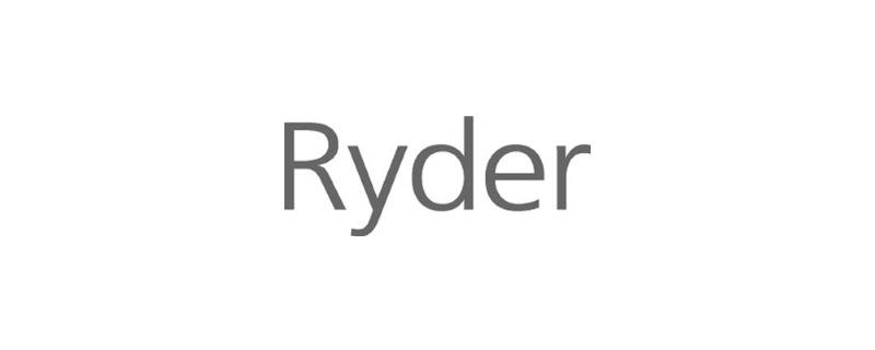 Ryder Architecture logo