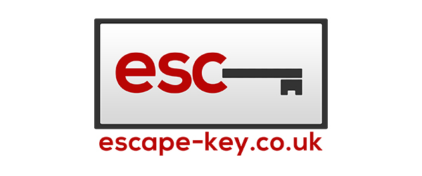 Escape Key Logo