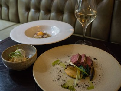 Dobson and Parnell achieve listing in 2020's Michelin Guide.