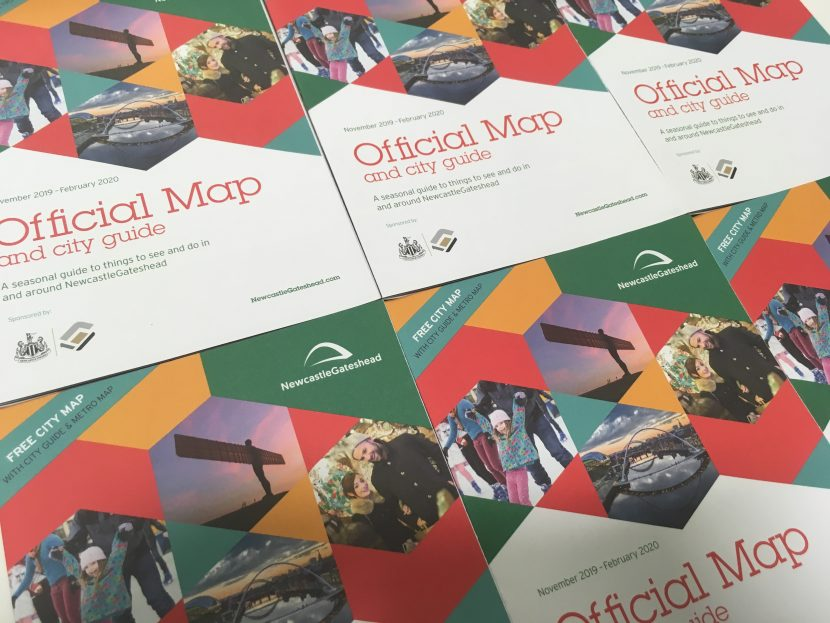 Official map and city guide