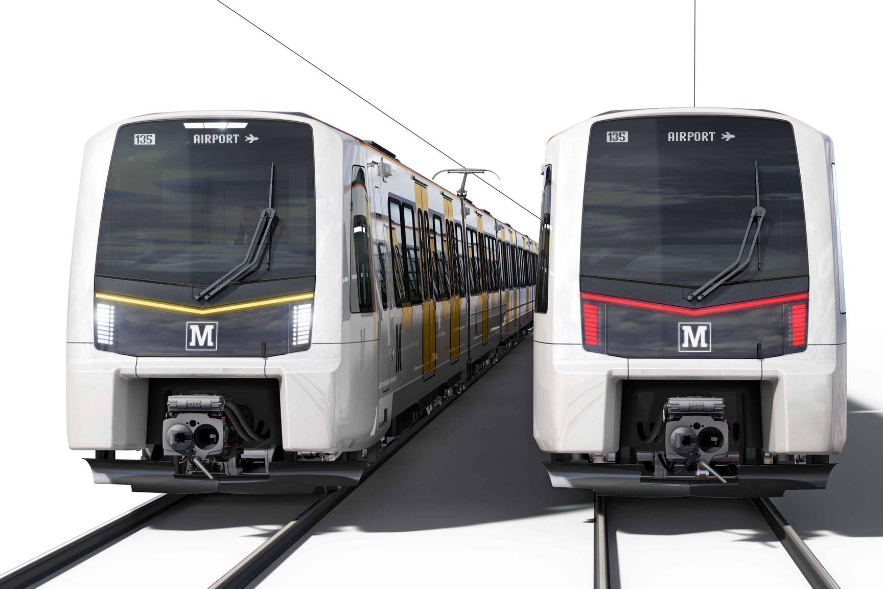 New Metro fleet
