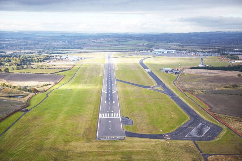 Newcastle International Airport Runway