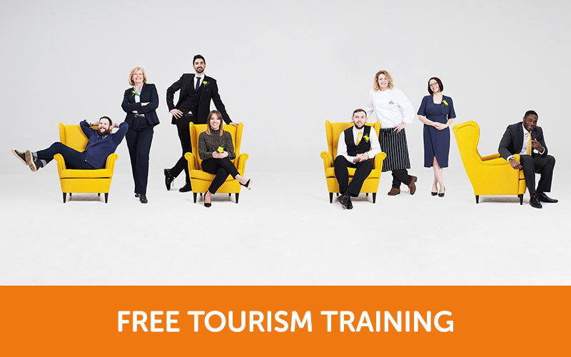 Free Tourism Training