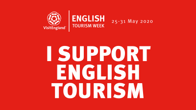 I support English Tourism