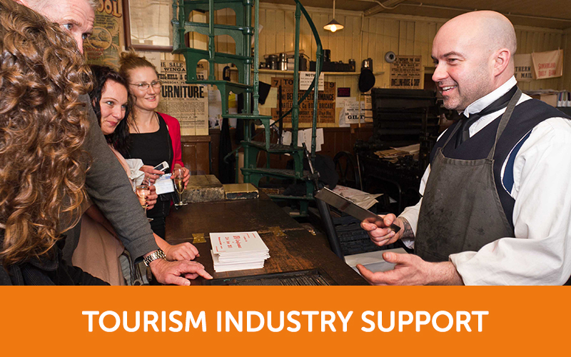 Tourism Industry Support